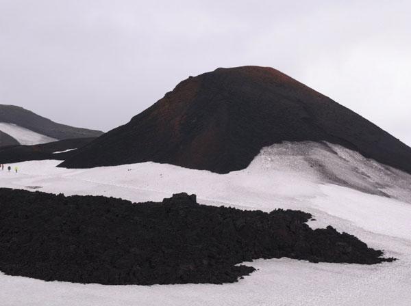 Вулкан Эйяфьядлайекюдль