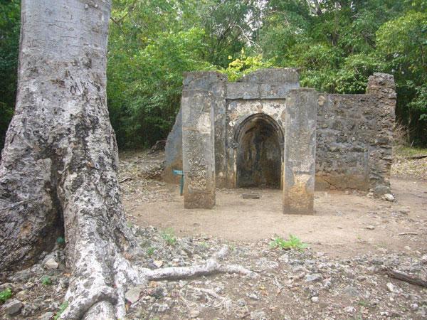 Руины Геде (Геди)