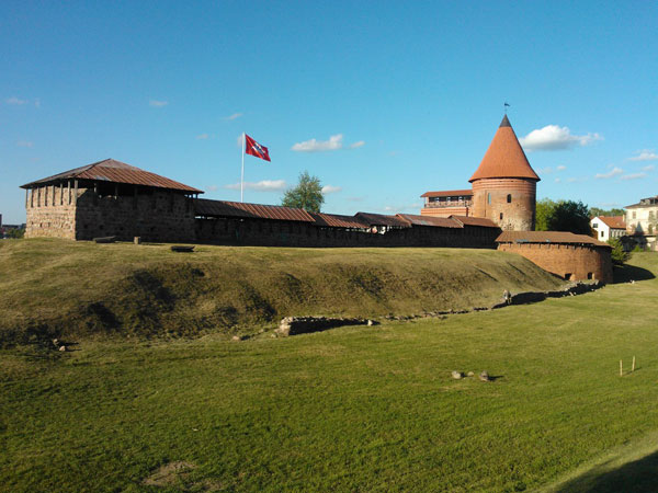 Каунасский замок