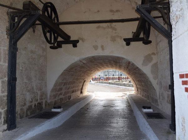 Крепость Ла-Кабанья