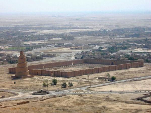 Большая мечеть в Самарре