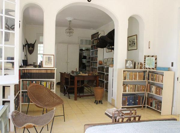 Дом-музей Эрнеста Хемингуэя, Гавана, Куба