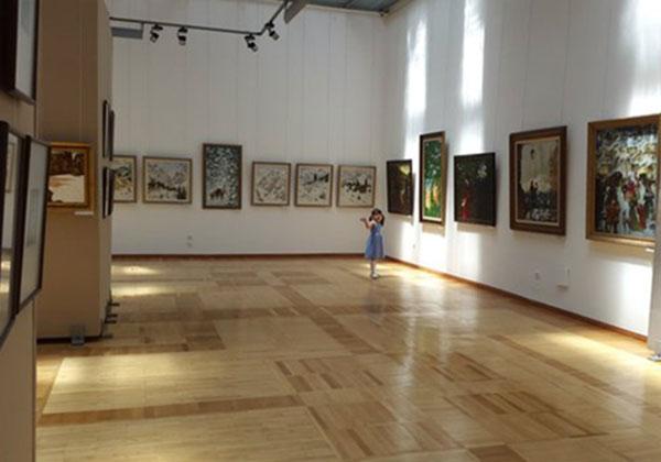 Государственный музей искусств имени Кастеева