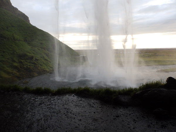 Водопад Сельяландфосс