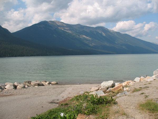 Канадские Скалистые горы