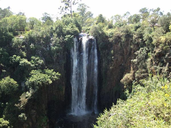 Водопад Томпсона