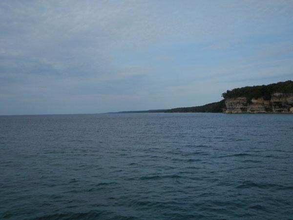 Великие озёра. Озеро Верхнее
