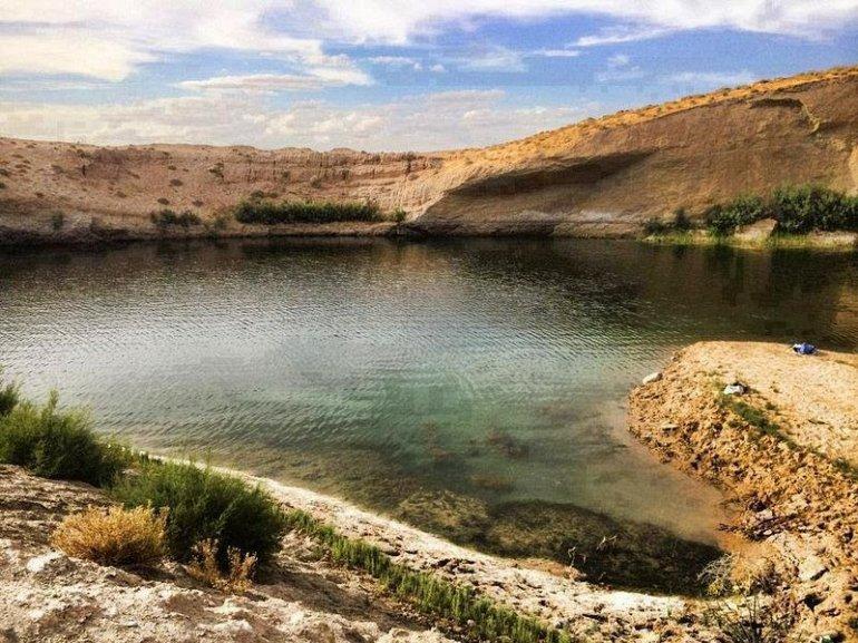 озеро лак-де-гафса