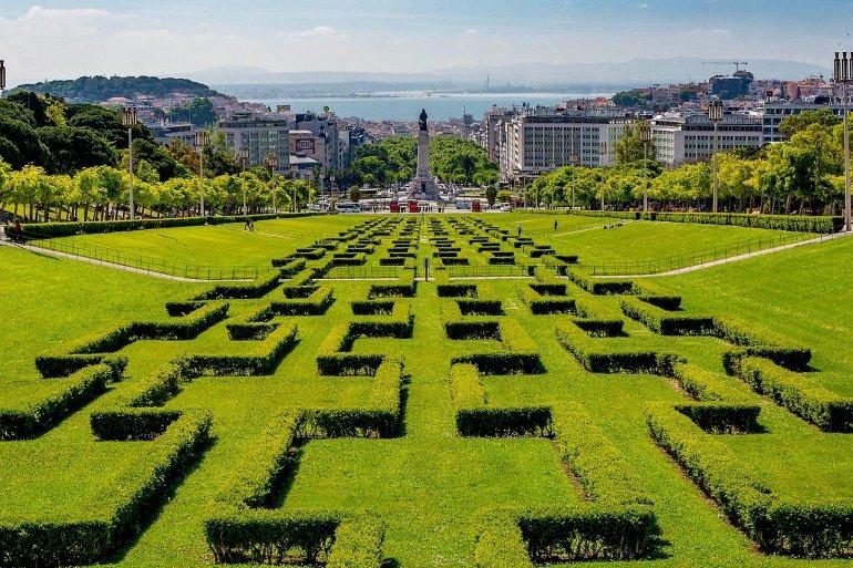 Парк Эдуардо VII