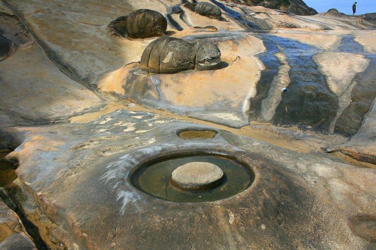 геологический парк Йелиу