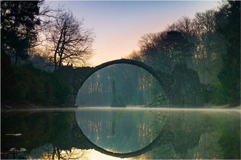 дьявольский мост ракоцбрюке