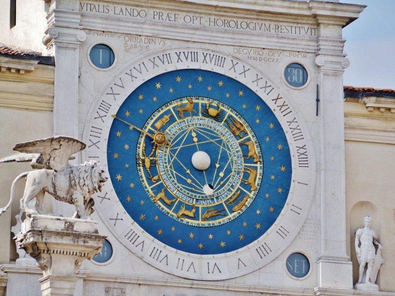 астрономические часы падуи