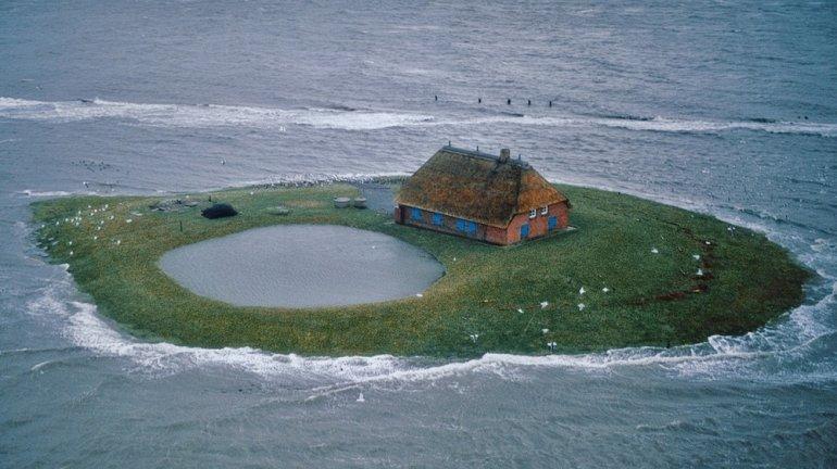 острова халиг