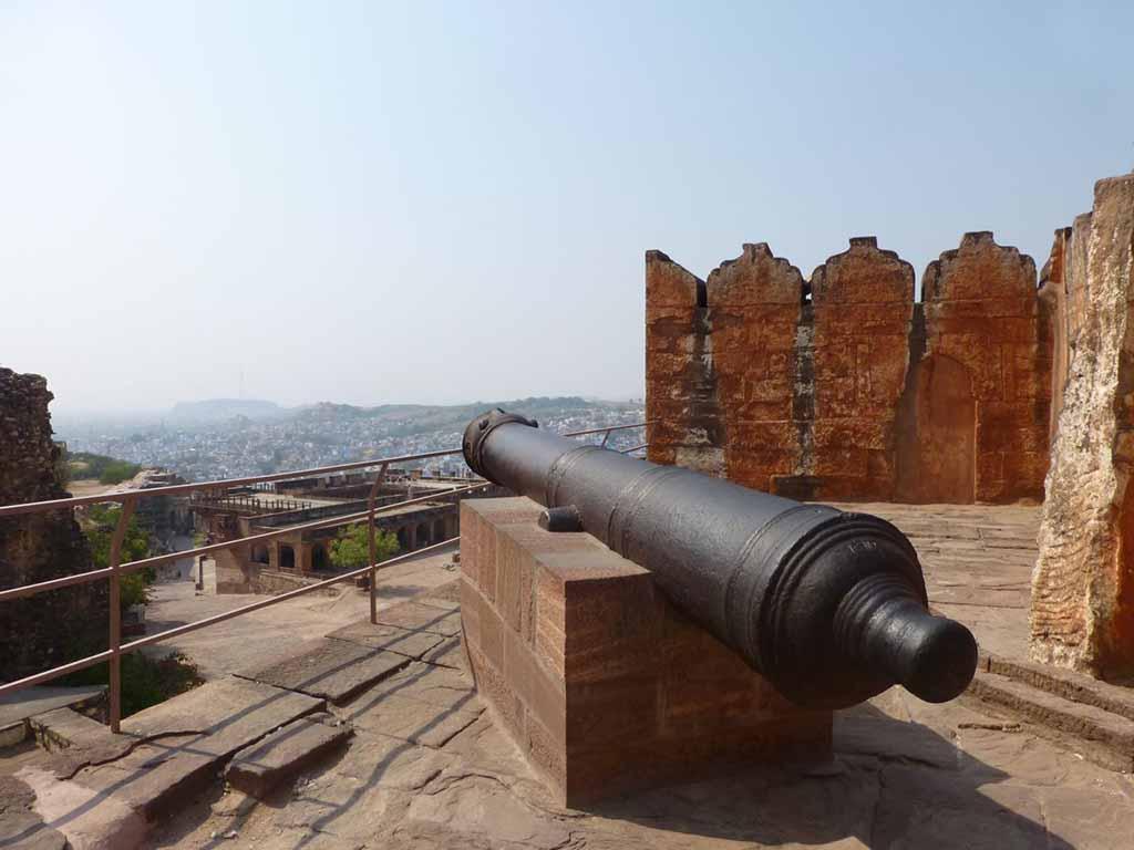 17_Форт Мехрангарх