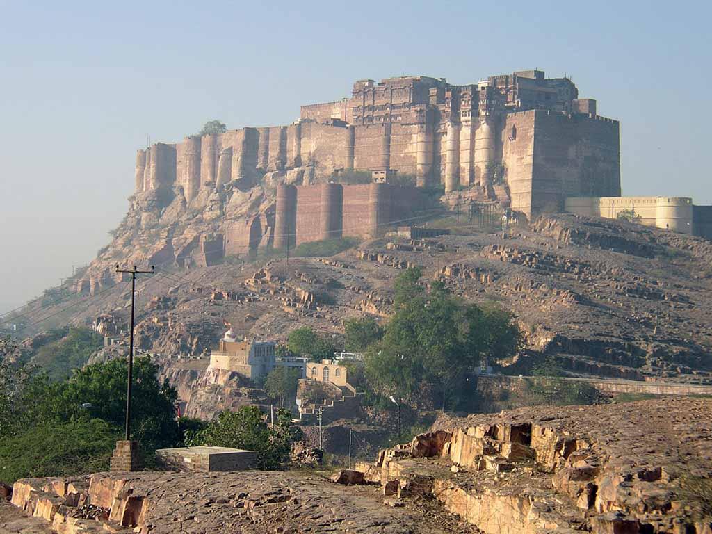 1_Форт Мехрангарх