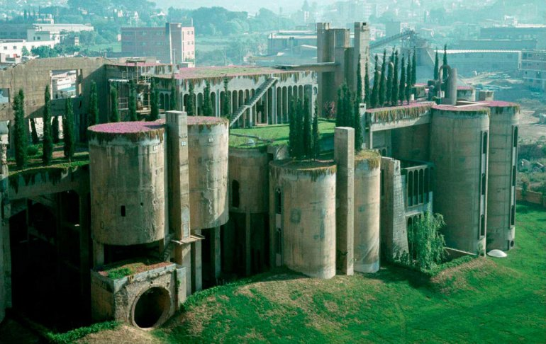 крепость Ла Фабрика