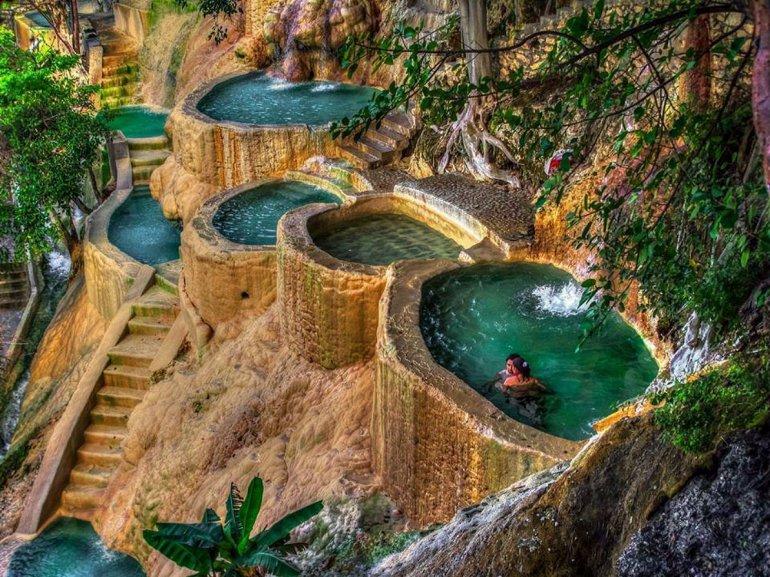 пещеры толантонго
