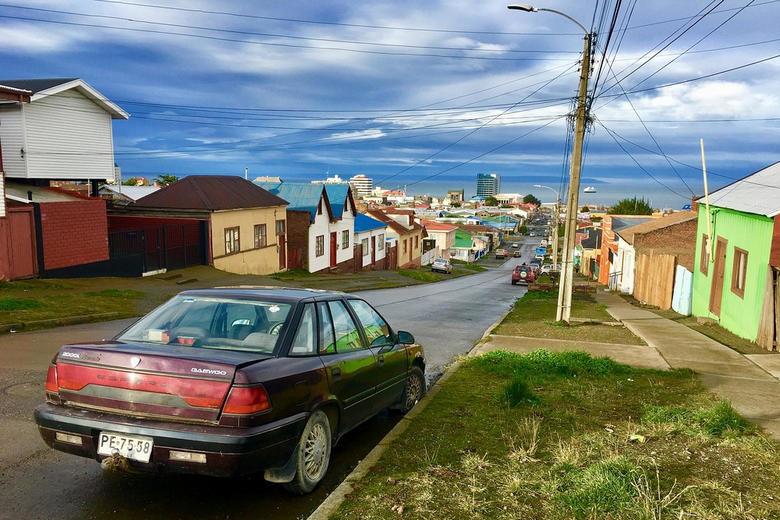 Пунта Аренас - один из самых южных городов
