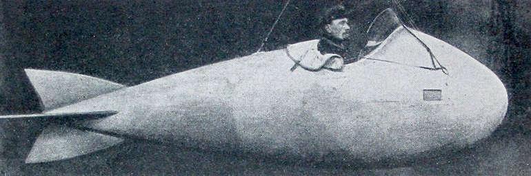 Наблюдательная гондола (шпионская корзина)