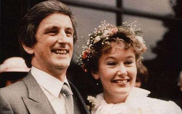 Дебора и Клайв Веаринг - свадьба