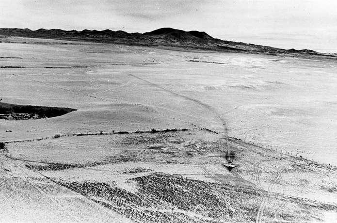 Cornfield Bomber, бомбардировщик кукурузного поля