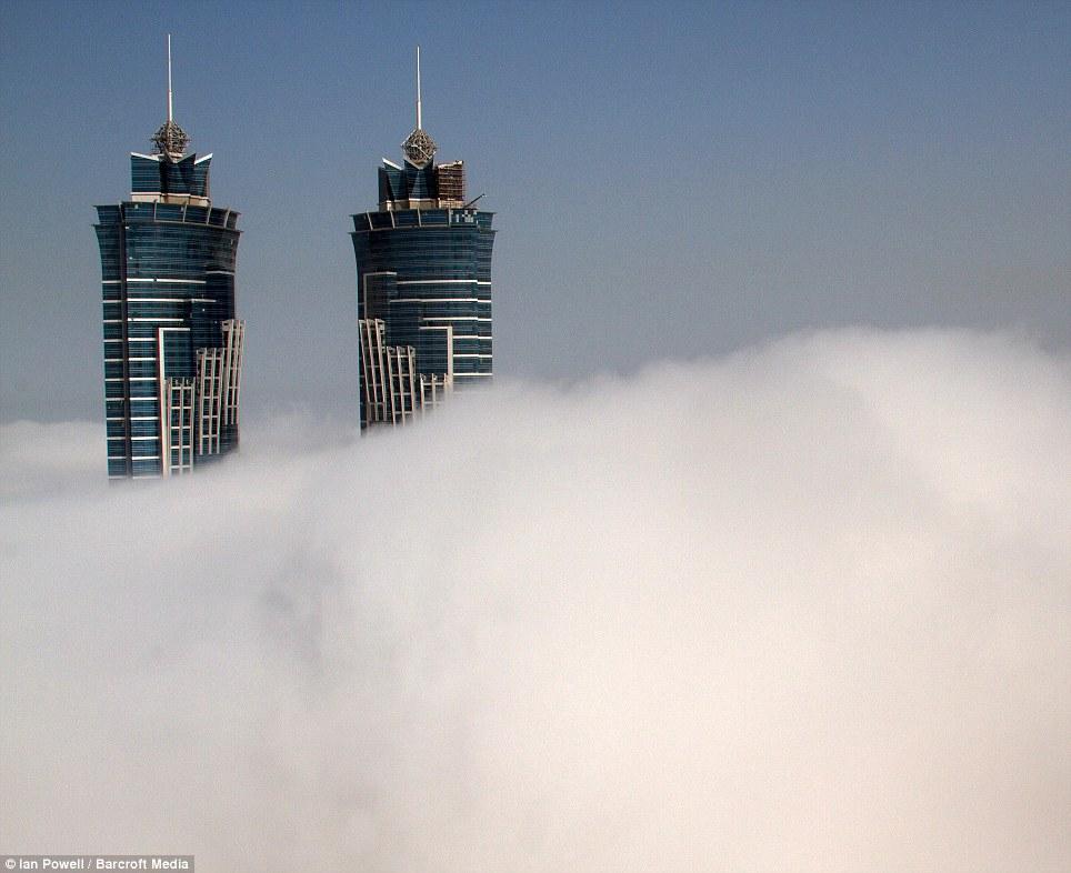 Дубай дома выше облаков дома за рубежом в продаже