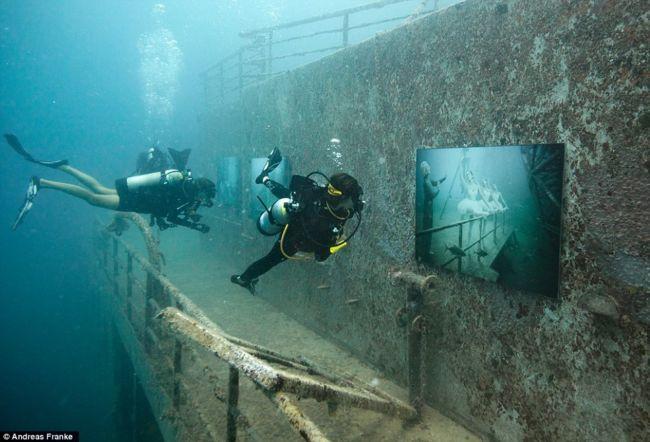 Жизнь на затонувшем корабле от Андреас Франке (Andreas Franke)